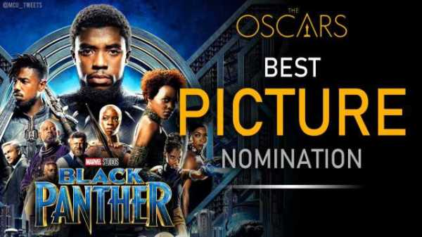Marvel's BLACK PANTHER Picks Up An Academy Award ...