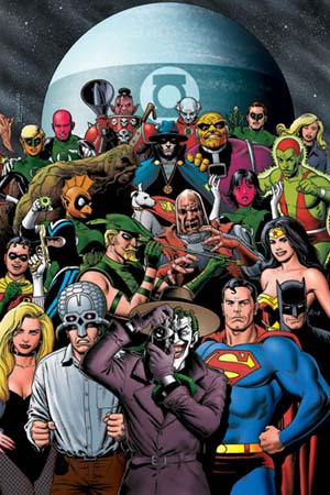 Cover of DC Universe The Stories of Alan Moore