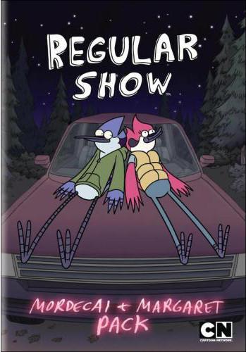 Regular Show: Mordecai and Margaret Pack