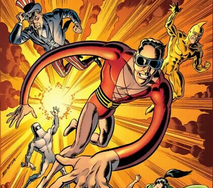 Comic Book Noise 509: Convergence Plastic Man and The Freedom Fighters