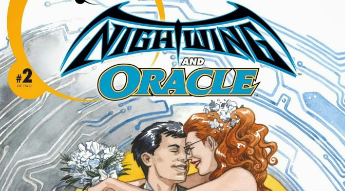 Comic Book Noise 512: Convergence Nightwing Oracle 2