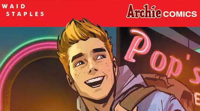 Comic Book Noise 552: Archie #1, Part One