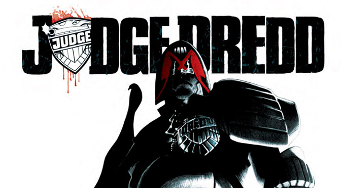 Comic Book Noise 562: Judge Dredd: America