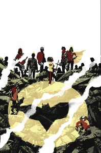 Cover for We Are Robin #3