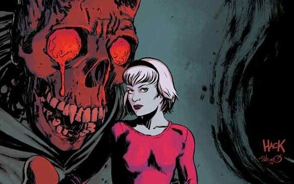 Comic Book Noise 593: Velvet, Sabrina, JLU, and Mike Myers