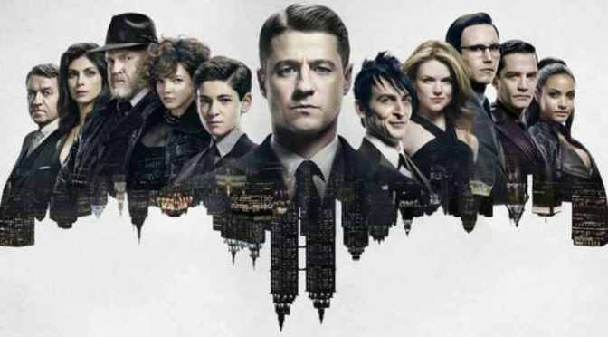 Comic Book Noise, 607: Gotham Season 2 Premiere