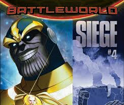 Comic Book Noise 621: Siege #4