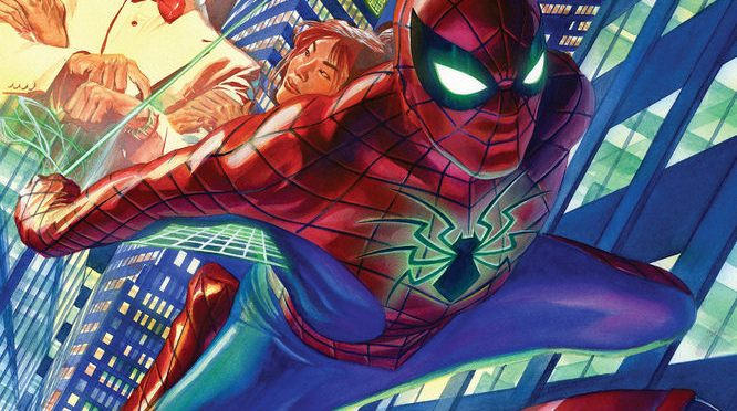Comic Book Noise 614: Arrow, iZombie, Battleworld titles, and Amazing Spider-Man #1