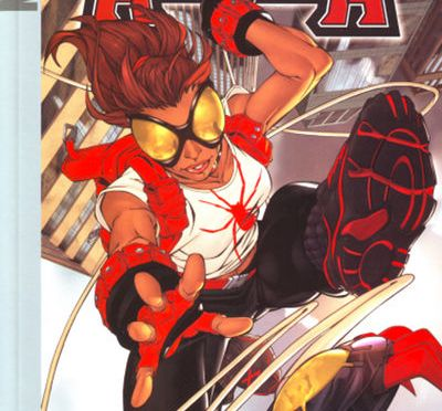 Comic Book Noise 629: Araña