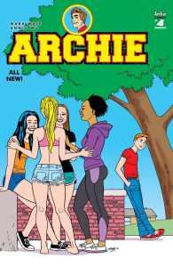 Archie 4 Hernandez Variant