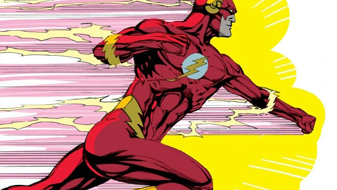 Comic Book Noise 710: The Flash by Messner-Loebs and LaRocque