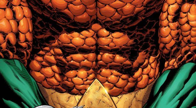 Comic Book Noise 740: Aquaman Rebirth #4 and #5