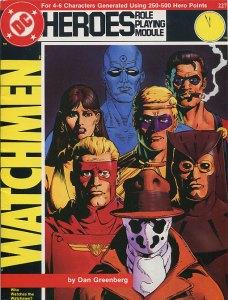 Watchmen RPG