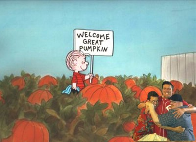 The Trip: The Great Pumpkin