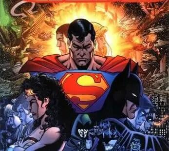 DC Comics Infinite Crisis