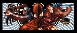 Comic Book Review: Civil War #2