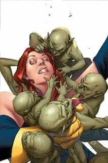Comic Book Review: Ultimate X-Men #71