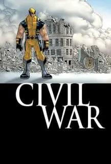 Comic Book Review: Wolverine #46: Civil War