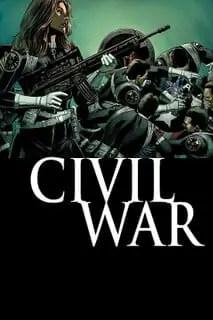 Comic Book Review: Captain America #22: Civil War