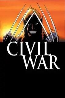 Comic Book Review: Wolverine #47: Civil War