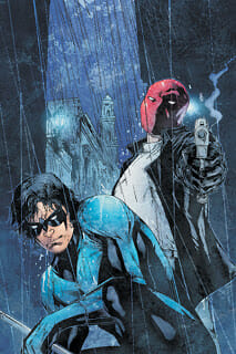 Comic Book Review: Outsiders #44