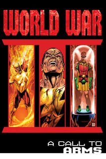 Comic Book Review: World War III Part One: A Call To Arms: Part One