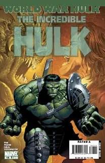 Comic Book Review: The Incredible Hulk #108: World War Hulk