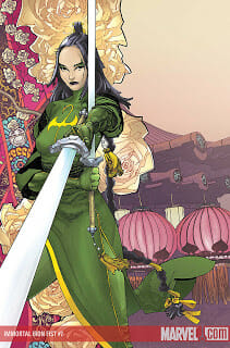 Comic Book Review: Immortal Iron Fist #7