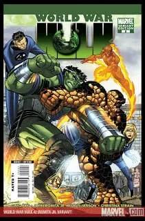 Comic Book Review: World War Hulk #2
