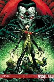 Messiah Complex: X-Men #205 Review