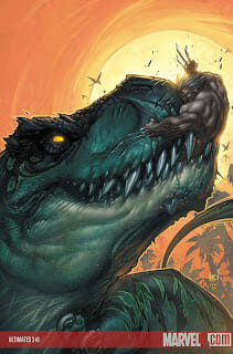 Comic Book Review: Ultimates 3 #3