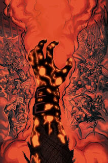 Comic Book Review: Countdown to Final Crisis #6