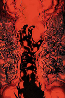 Comic Book Review: Countdown to Final Crisis #8