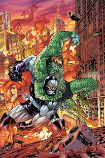 Comic Book Review: Countdown to Final Crisis #2