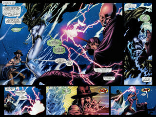 The Spectre Says That She Is A Murderer And Leader Of Order Stone Last Time Renee Saw Was Standing Beside Her Partner