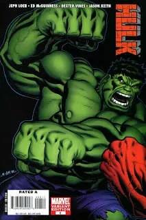Comic Book Review:  Hulk#6