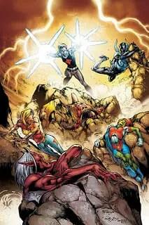 New Comic Books For September 24, 2008