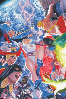 Comic Book Review: Justice Society of America #20