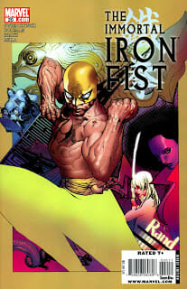 Immortal Iron Fist #20 Review