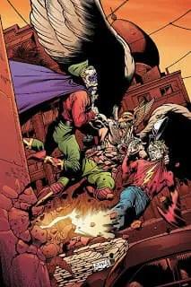 New Comic Books For December 4, 2008
