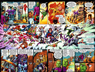 Final Crisis: Legion of Three Worlds #3 5
