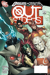 Comic Book Review: Outsiders #15