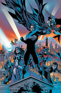 Battle for the Cowl #1 Review