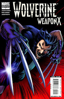 Comic Book Review: Wolverine: Weapon X #1