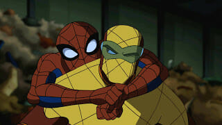 Cartoon Review: The Spectacular Spider-Man Ep. 4