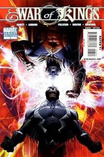 Comic Book Review: War of Kings #3
