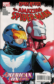 Amazing Spider-Man #599 Review - Comic Book Revolution