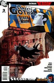 Streets of Gotham #3 Review