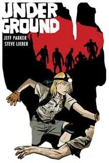 Comic Book Review: Underground #2