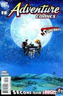 Comic Book Review: Adventure Comics #2